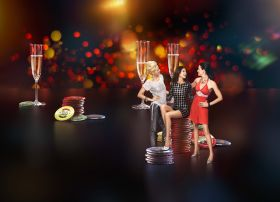 Exklusive Casino-Party in Velden